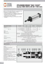 zylinder iso 15552 standard und typ