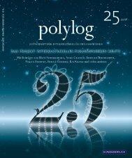 Anke Graneß - polylog. Zeitschrift für interkulturelles Philosophieren