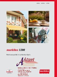 PDF Download Markilux 1200 - Andre Atzert