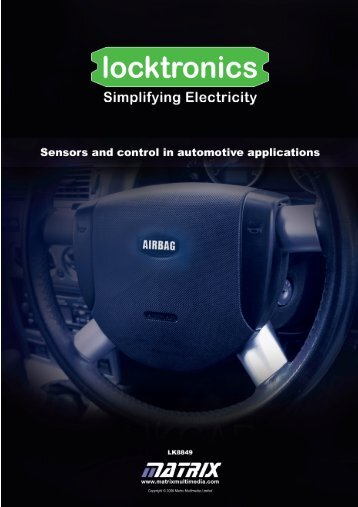 Sense and control in automotive systems - Terco