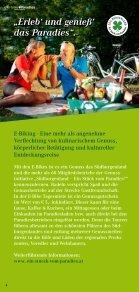E-Bike Paradies Südburgenland - Ein Stück vom Paradies - Seite 4