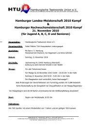 Hamburger Meisterschaft Kampf 21.11.2010.pdf - tghamburg-nord.de