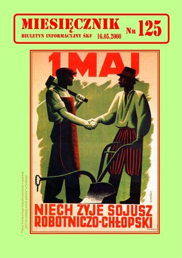 Miesięcznik nr. 125 - Śląski Klub Fantastyki