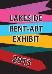 LAKESIDE EXHIBIT RENT-ART