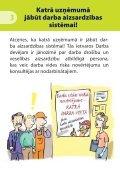 Darbinieka rokasgrāmata drošībai un veselībai darbā - Page 5