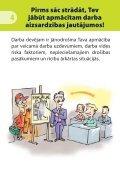 Darbinieka rokasgrāmata drošībai un veselībai darbā - Page 6