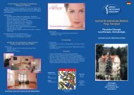Institut für ästhetische Medizin Prag - Karlsbad  - Karlovy Vary