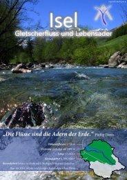 Der Folder als PDF - Netzwerk Wasser Osttirol