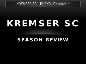 Marathonmänner 2012/13.pdf - Kremser SC