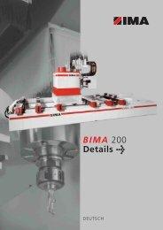 BIMA 200 Details Û - Interhoma