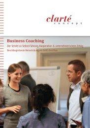 Coaching - clarte.de