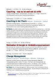2010-12-1-4 Coach Change Mgmt Bremen - clarte.de