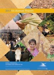 RFCS WA Annual Report 2013-14