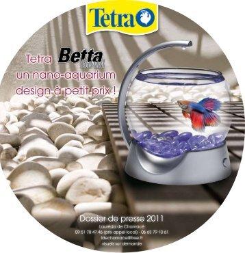 Tetra , un nano-aquarium design à petit prix  ! - Les animaux de la 8