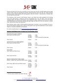 Golf at Verdura - English - April 1st to October 31st 2013 - EWTC - Page 2