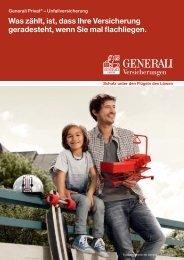 Unfallversicherung - Die VersicherungsAgenten