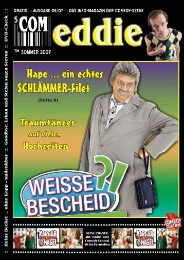 SCHLÄMMER-Filet - Wir sind Comedy - Comedy kompakt!