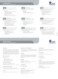 Firmenkunden - Die VersicherungsAgenten