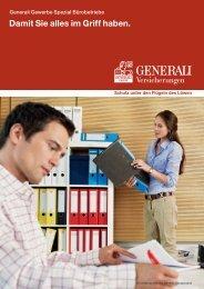 Bürobetriebe - Die VersicherungsAgenten
