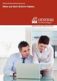Elektronikversicherung - Die VersicherungsAgenten