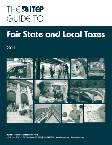 Fair State and Local Taxes - Itep.org