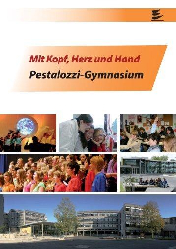 Mit Kopf, Herz und Hand - Pestalozzi Gymnasium Biberach