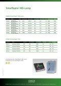 SolarRaptor HID-Lamp - ECONLUX - Seite 7