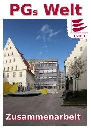 Zusammenarbeit - Pestalozzi Gymnasium Biberach
