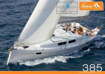 h385 brochure - Yachting Partners