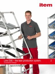 Line D30 – simple, flexible and efficient. - Haberkorn Ulmer