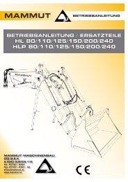 HL HLP 80 110 125 150 200 240 - Hagmann + Hug AG