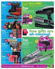 giant hair spray sale - Sally Beauty Supply