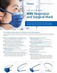N95 Respirator and Surgical Mask - Safe Life Corp.