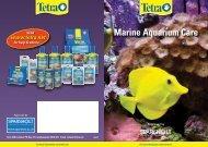Marine Aquarium Care - Lynchford Aquatics