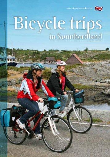 Browse the brochure - Visit Sunnhordland