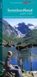 norsk - Visit Sunnhordland