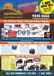 For All Your Trailer, Caravan & Boat Repairs