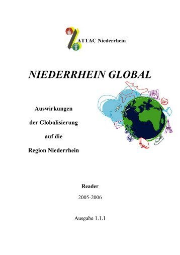 gibt es den Reader (2006) zum Download - attac Niederrhein