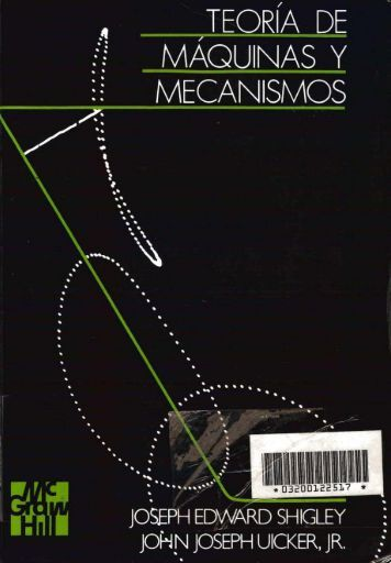 Teoria de Maquinas y Mecanismo - Shigley