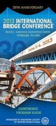 2013 Program Guide - ESWP