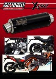 Brochure X-PRO exhaust
