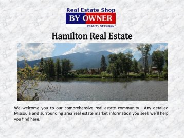 Hamilton Real Estate