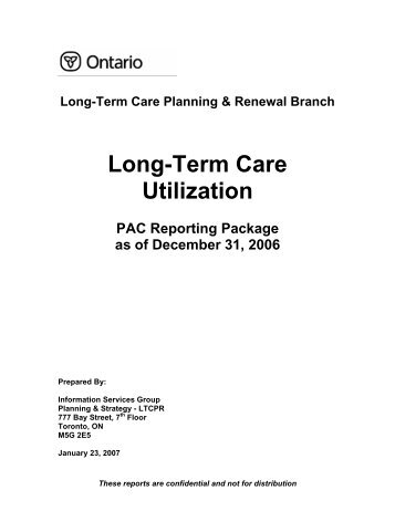 long term care ltc essay The increasing life span of the average american means that an ever larger percentage of the population will require extended nursing or custodial care since many types of nursing care are.