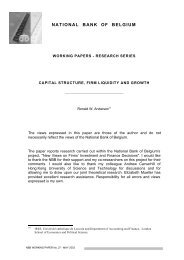 Capital structure, firm liquidity and growth