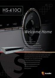 Welcome Home - Sradix