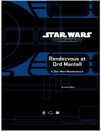 Rendezvous At Ord Mantell - Star Wars Sith - Free