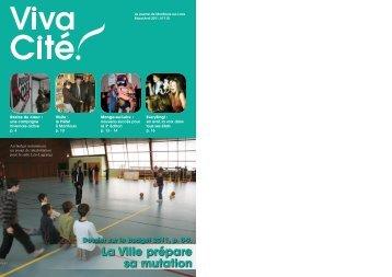 Vivacité n°110 - Montlouis-sur-Loire