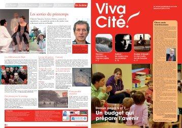 Vivacité n° 104 - Montlouis-sur-Loire