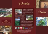 menu (pdf) - Stables Bistro Bar