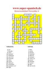 Kreuzworträt